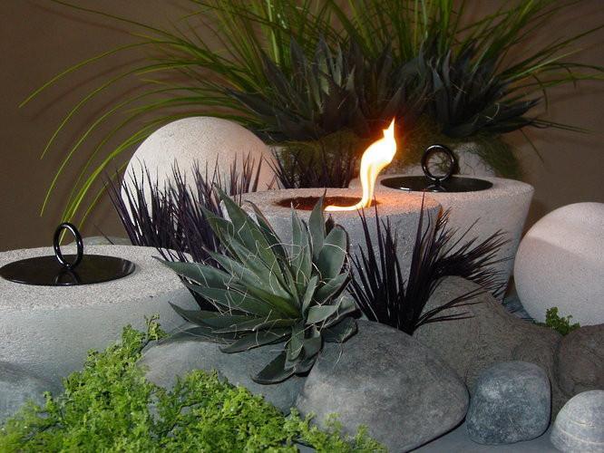 Fire pots