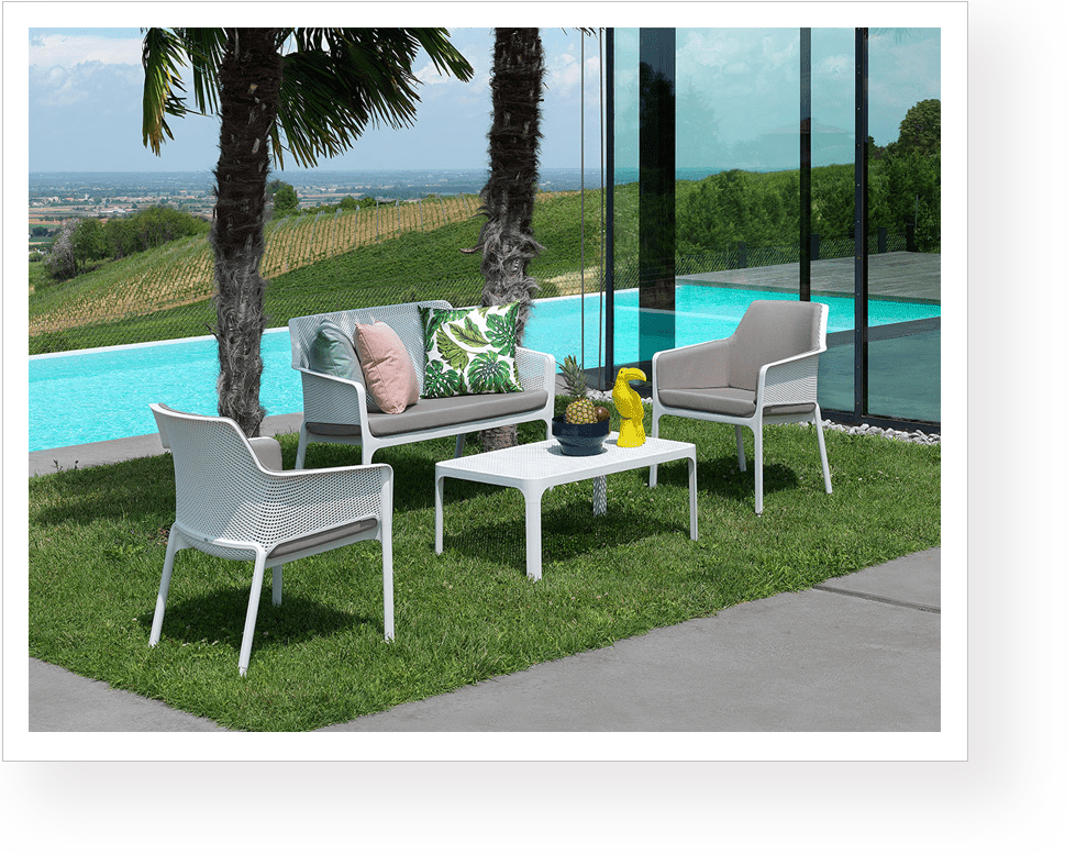 Alfresco Furniture Collection