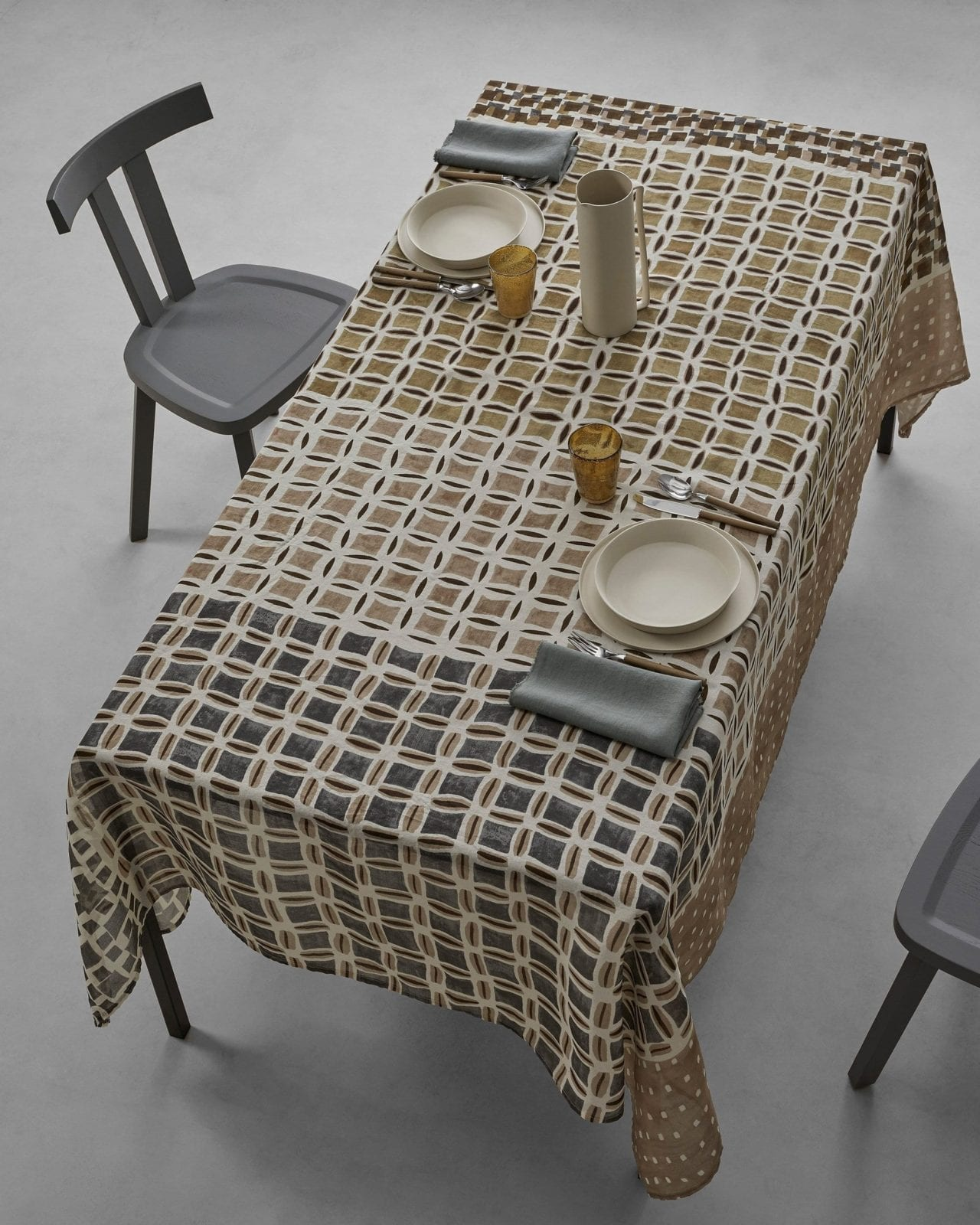 Society Limonta Patch Tablecloth