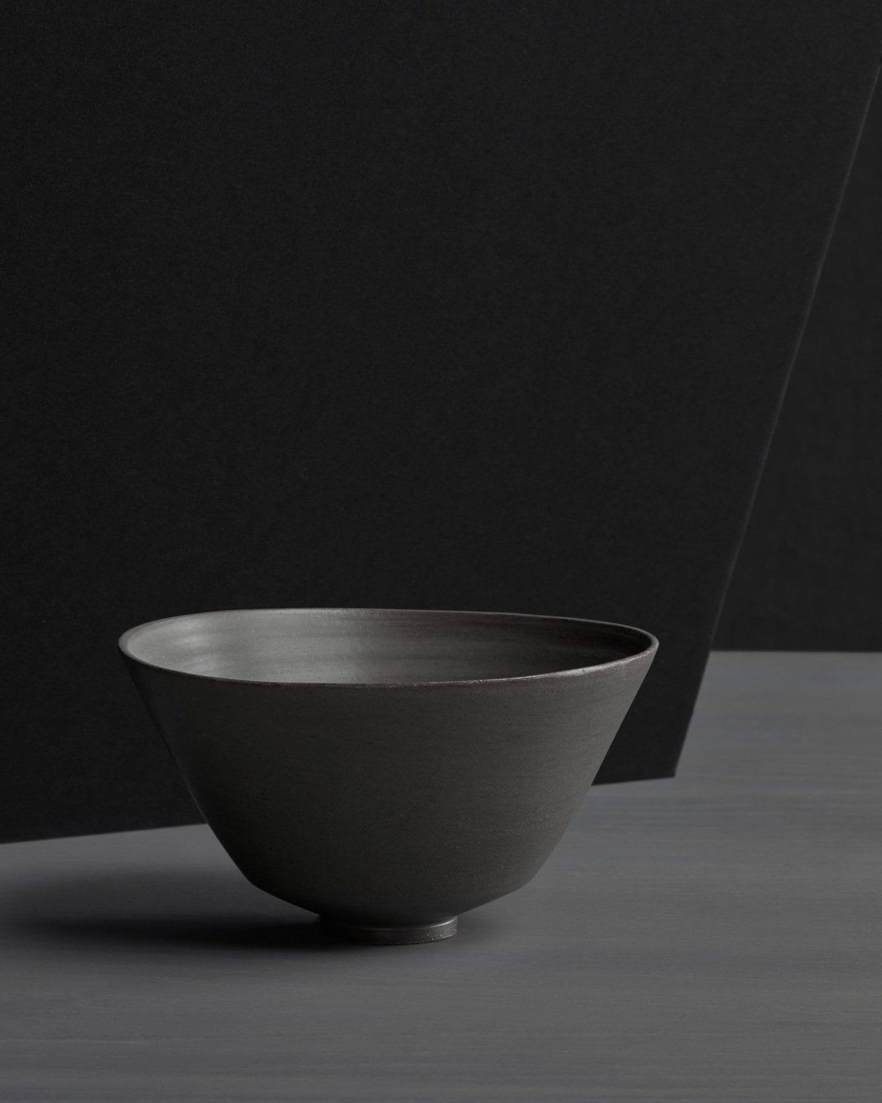 Society Limonta Bowl — Kenta Estate — Antracite