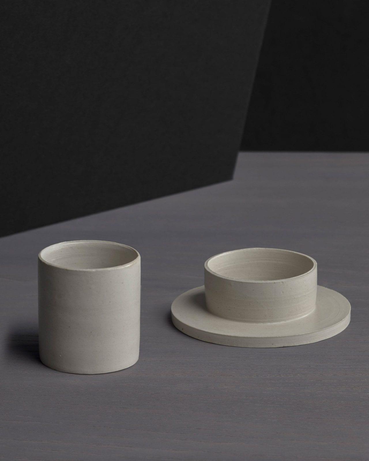 Society Limonta Coffee Cup — Tazzina — Bianco